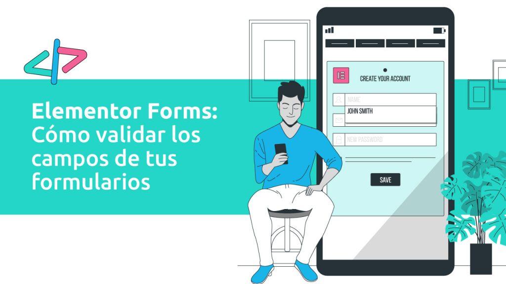blog validar elementor forms